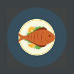Swordfish, king mackerel, shark, tilefish