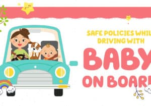 How To Be Safe With Your Baby On Car_Ft